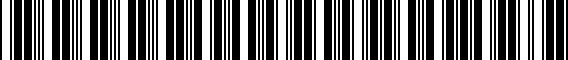 Barcode for 000096151LDSP