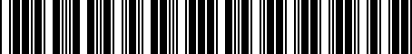 Barcode for 561075111A