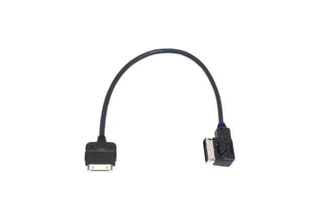 volkswagen tiguan digital media adapter cables