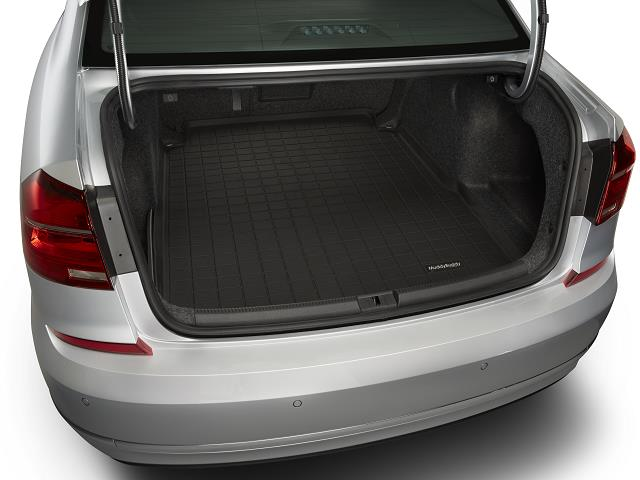 Diagram MuddyBuddy™ - Trunk Liner - Black (561061161) for your 2015 Volkswagen Passat