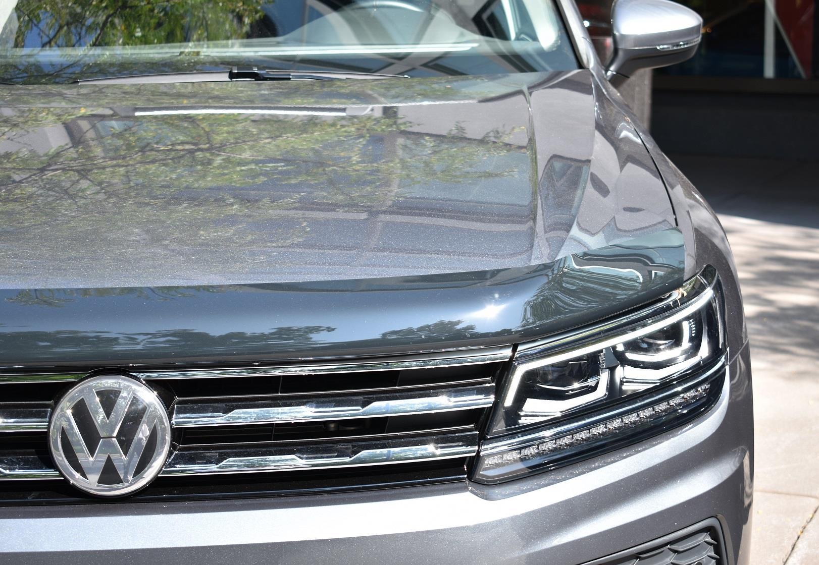 2018 Volkswagen Tiguan Original Accessories Online Vw Canada
