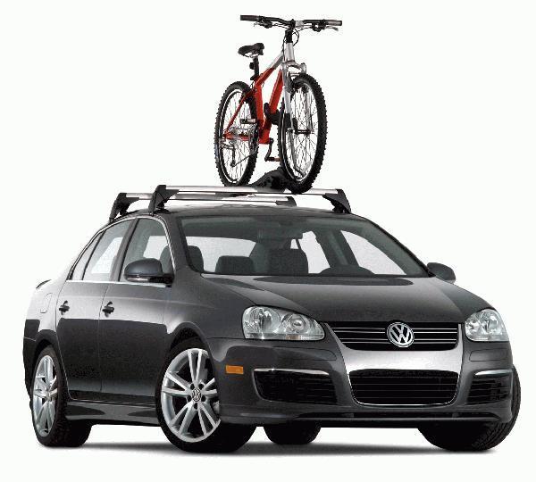 2019 Volkswagen GTI Bike Holder Attachment